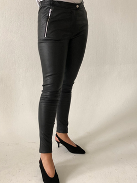 Bilde av PANT WITH ZIPPER
