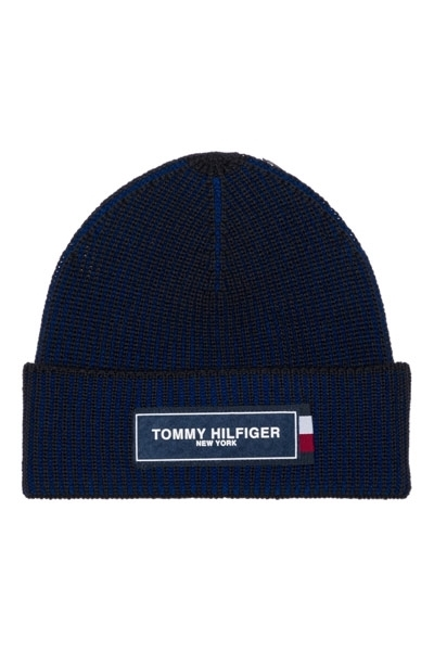 Bilde av TOMMY PATCH BEANIE *