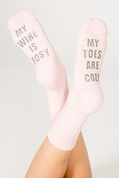 Bilde av RKFX5 SOCKS BLUSH *