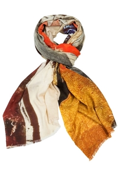 Bilde av Harbour Scarf MULTICOLOR *