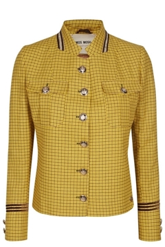 Bilde av Selby Check Jacket