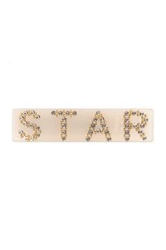 Bilde av Star Hair Clip Small SAND *