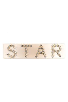 Bilde av Star Hair Clip Large SAND *