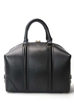 Bilde av Weekend Bag Small BLACK W/GOLD *