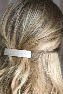 Bilde av Crystal Hair Clip Large SAND *
