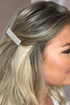 Bilde av Crystal Hair Clip Small SAND *