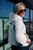Bilde av Ladies Down Jacket Hvit
