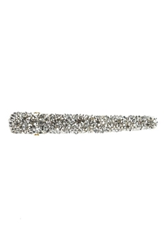 Bilde av Full bling hair clip small SILVER *
