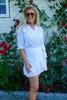 Bilde av Chrissy Embroidery Skirt