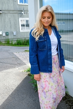 Bilde av Skye Denim Shirt