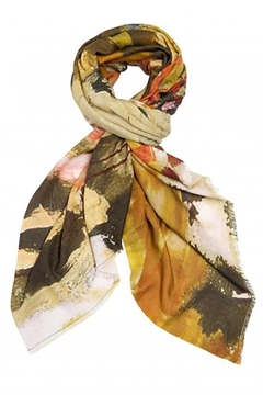 Bilde av Safari Dawn Scarf MULTICOLOR *