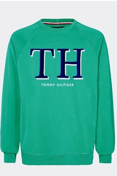 Bilde av Th Monogram Sweatshirt