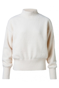 Bilde av Turtle Neck Oversized Sweater