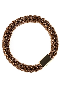 Bilde av Fat Hair Ties SPARKLED COPPER *