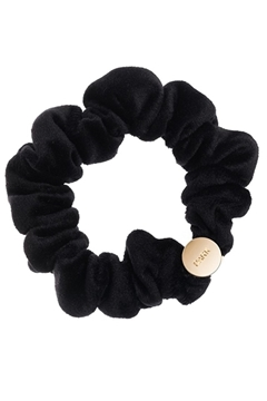 Bilde av Velvet Mini Scrunchie BLACK *