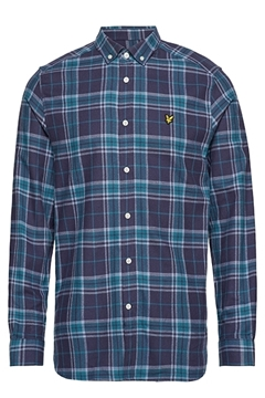 Bilde av Check Flannel Shirt