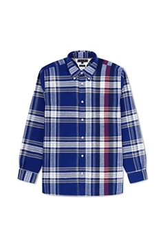 Bilde av Relaxed Blown Up Check Shirt