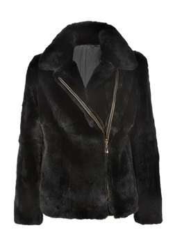 Bilde av Jacket Fake Fur