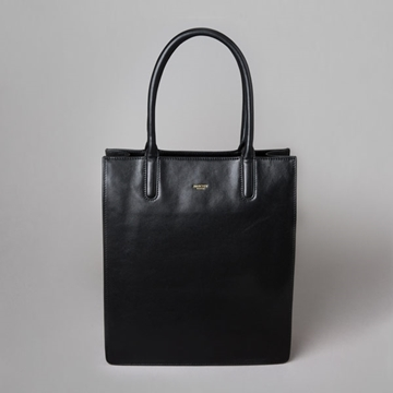 Bilde av Lovis - Flat Cow Leather BLACK *