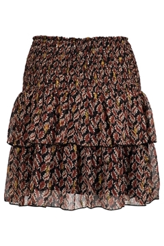 Bilde av Carin Gold Leaf Skirt