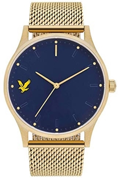 Bilde av Lyle and Scott Watch GOLD *