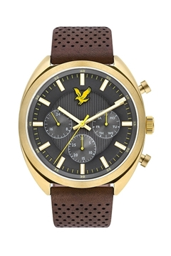Bilde av Lyle and Scott Watch BROWN *