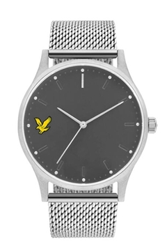 Bilde av Lyle and Scott Watch SILVER *