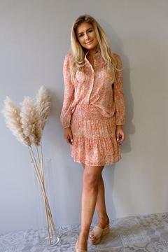 Bilde av Floral MW Short Skirt