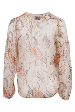 Bilde av Fatima Exotic Flower Shirt