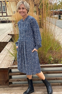 Bilde av Nusa shirt dress aop 10864