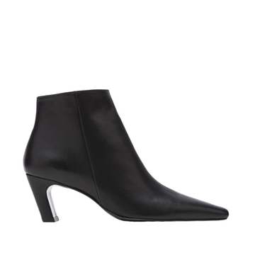 Bilde av XENIA BLACK LEATHER