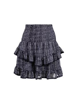 Bilde av Line Dotted Line Skirt