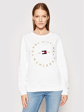 Bilde av Regular Circle C-NK Sweatshirt